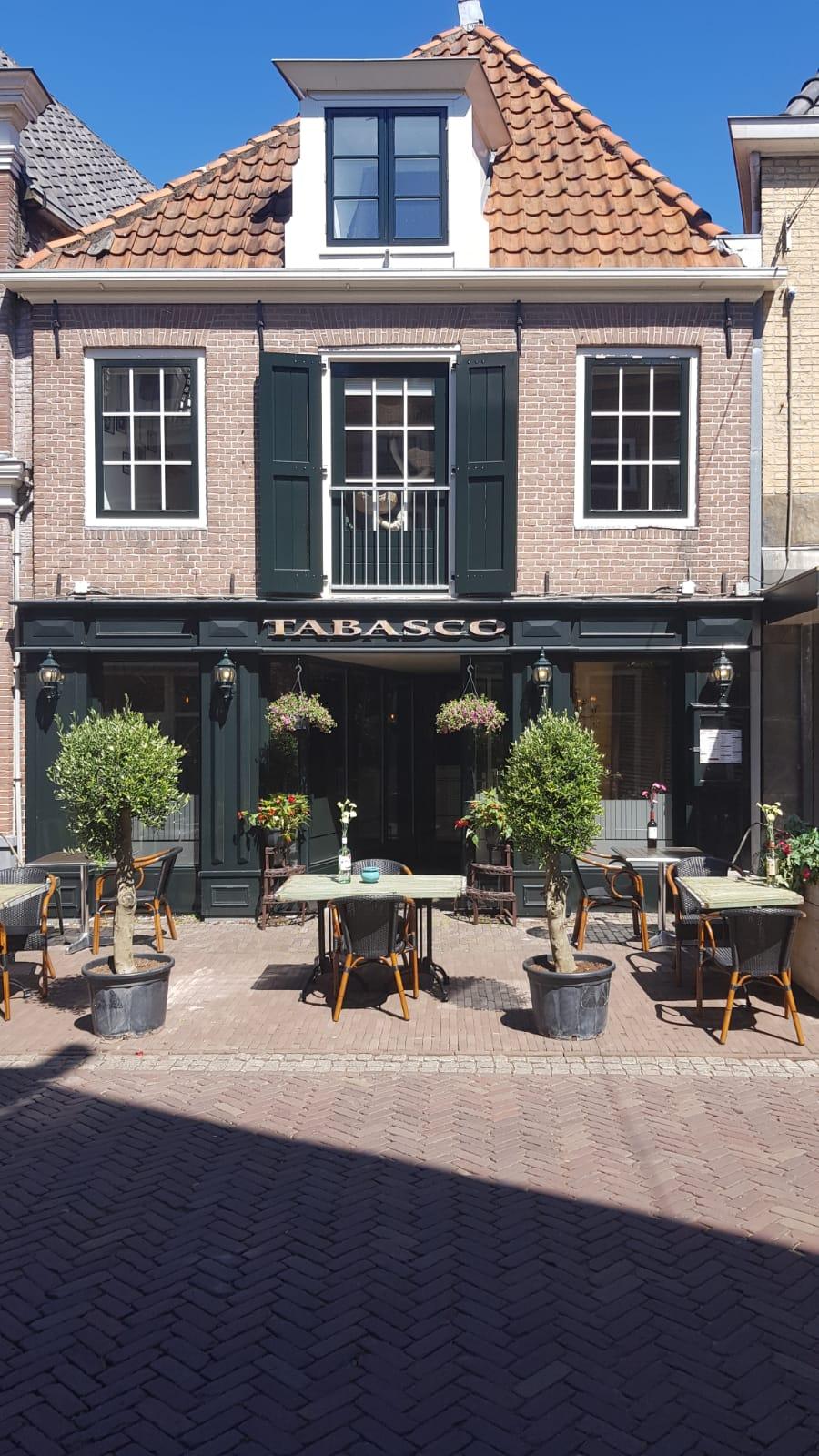 Tabasco Nero in Hoorn (Tapas)