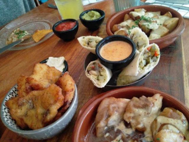 Tapas gerechten bij Tabasco-Nero in Hoorn